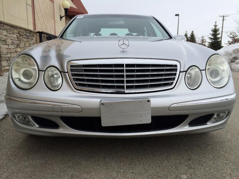 Mercedes-Benz E-Class 2003 price $5,498