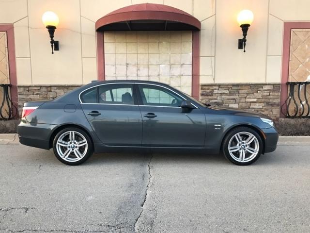 2010 BMW 535XI