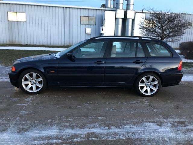 2000 BMW 323IT WAGON