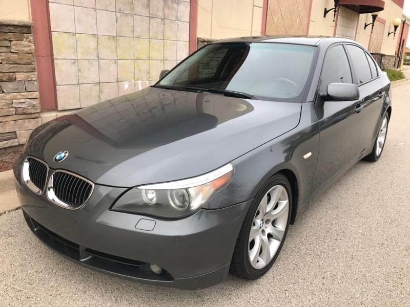 BMW 5-Series 2005 price $7,998