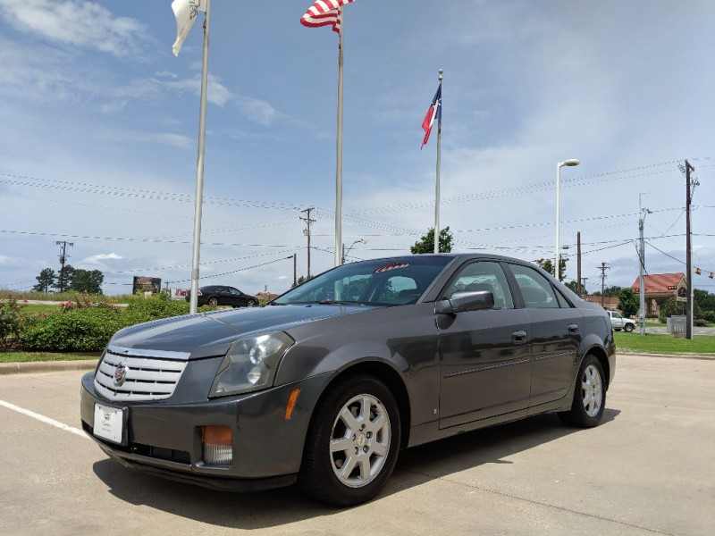 Cadillac CTS 2007 price $4,750 Cash
