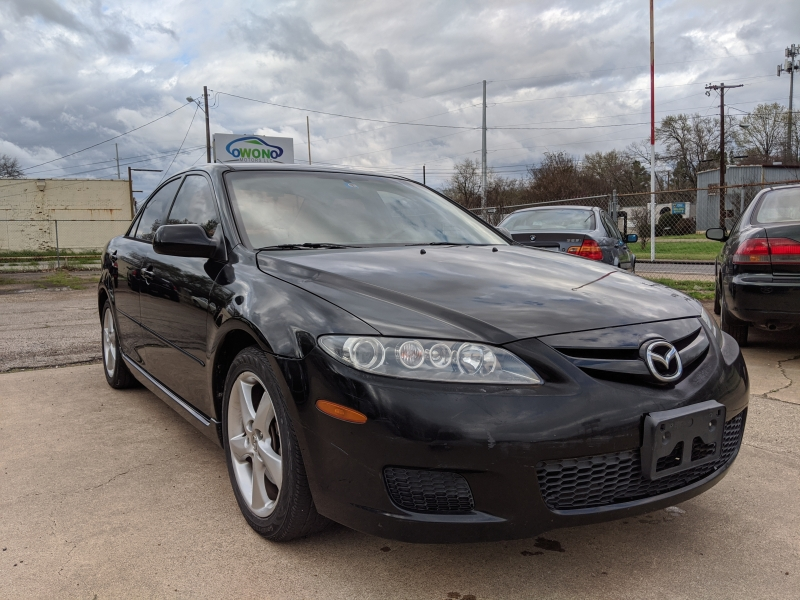 Mazda Mazda 6 2008 price $4,499