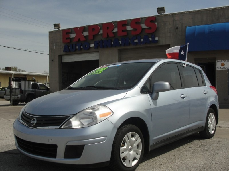 Nissan Versa 2011 price $700 Down