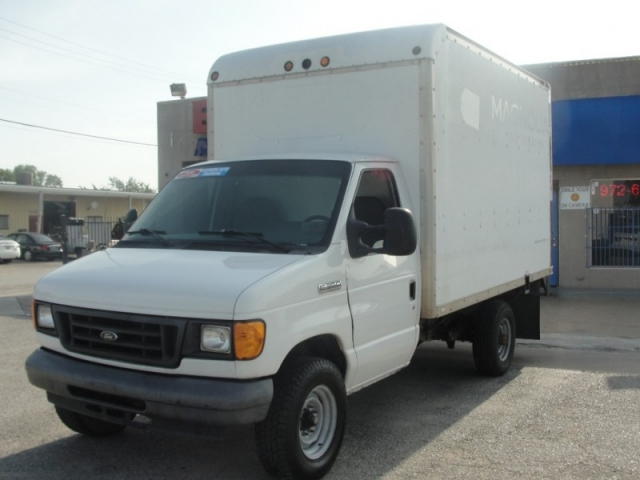 2006 Ford Econoline Commercial Cutaway