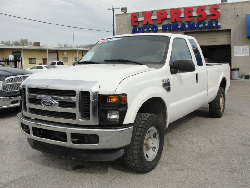Ford Super Duty F-250 SRW 2008 price $1,800 Down