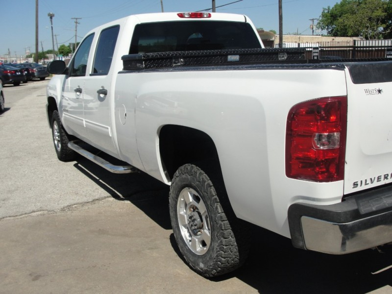 Chevrolet Silverado 2500HD 2012 price $4,000 Down
