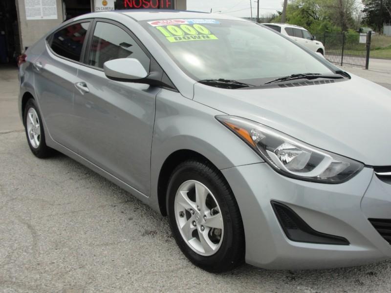 Hyundai Elantra 2015 price $1,000 Down
