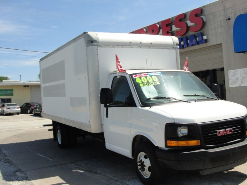GMC Savana G3500 2012 price $4,000 Down