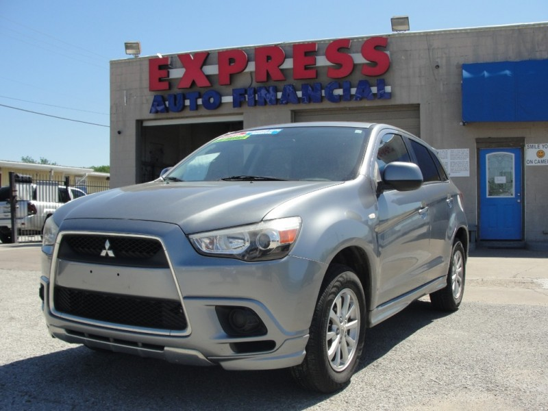 Mitsubishi Outlander Sport 2011 price $1,000 Down