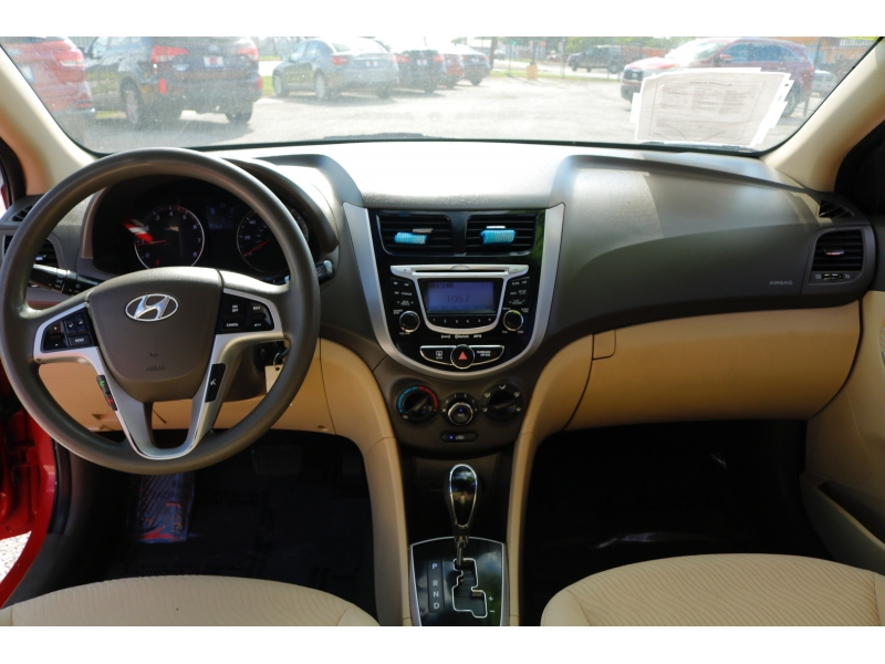 Hyundai Accent 2012 price $700 Down