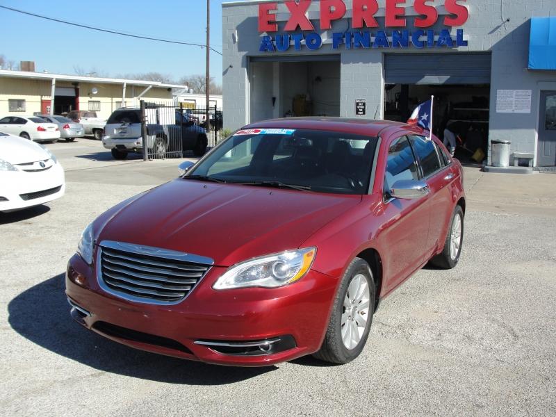 Chrysler 200 2014 price $1,500 Down