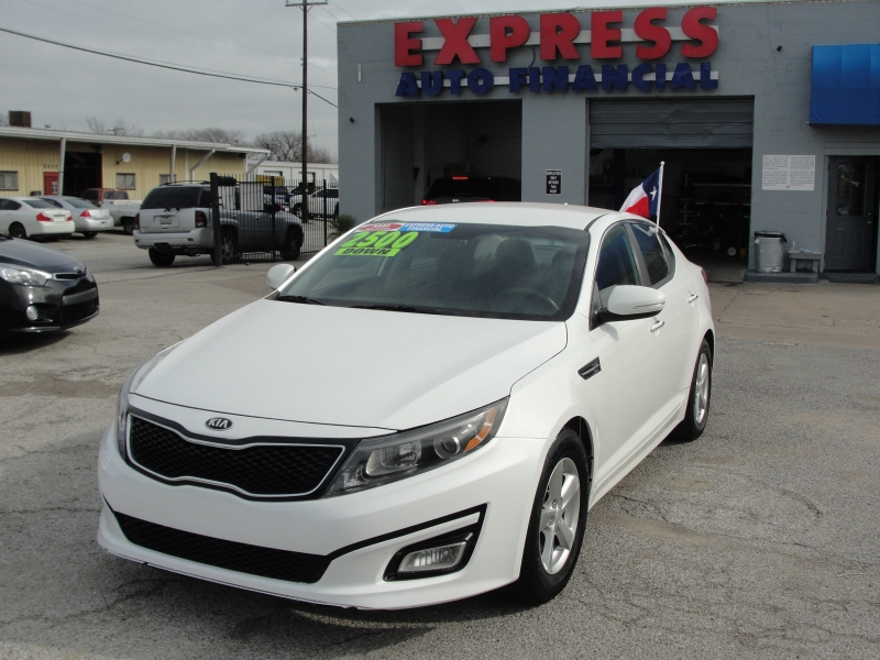 Kia Optima 2015 price $2,500 Down