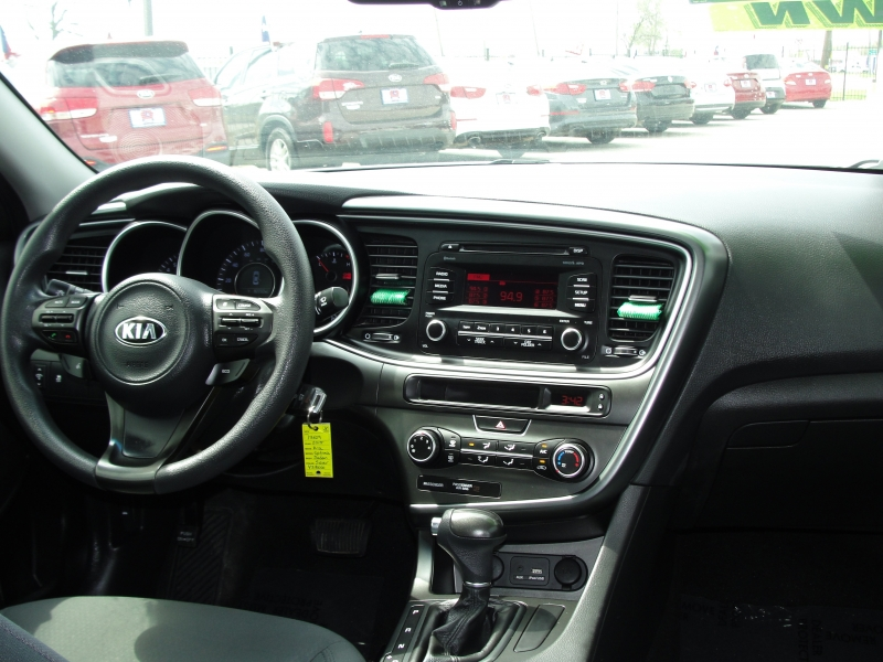 Kia Optima 2015 price $2,500 Down