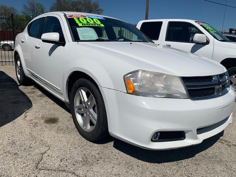 Dodge Avenger 2013 price $1,000 Down
