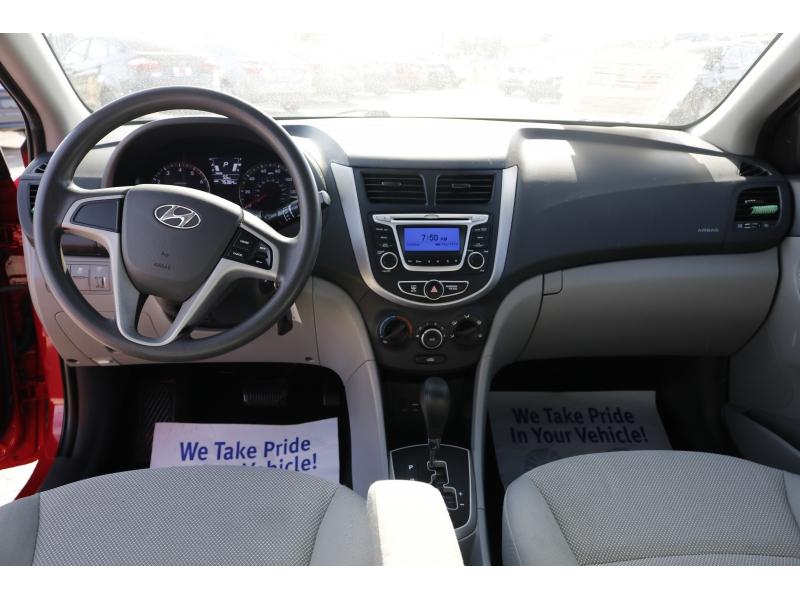Hyundai Accent 2014 price $1,500 Down