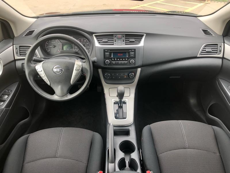 Nissan Sentra 2015 price $9,977