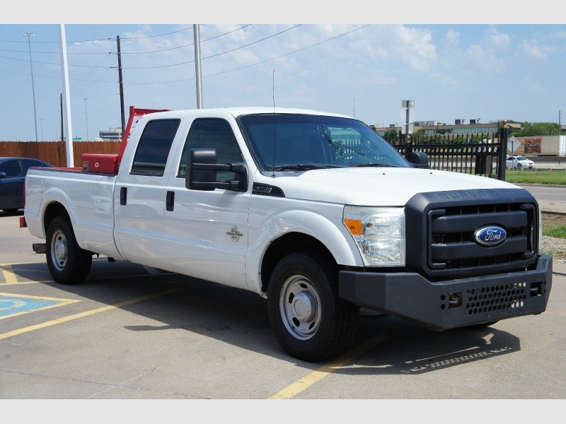 Ford Super Duty F-350 SRW 2012 price $10,977