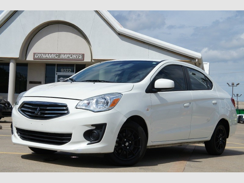 Mitsubishi Mirage G4 2017 price $8,977