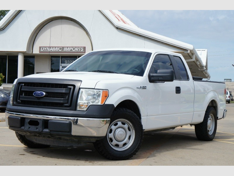Ford F-150 2014 price $9,997
