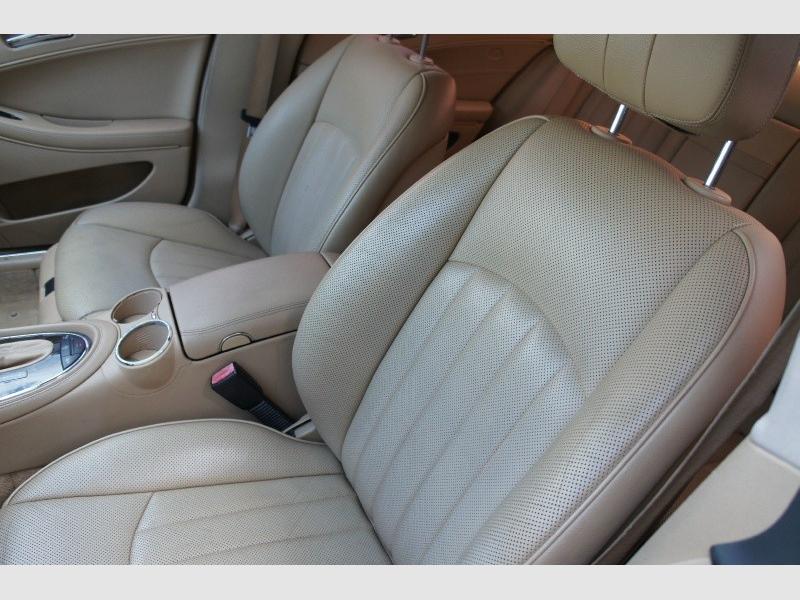 Mercedes-Benz CLS-Class 2009 price $9,777