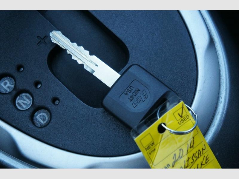 Nissan JUKE 2014 price $9,777