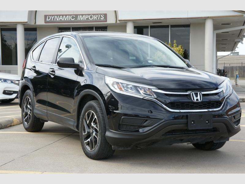 Honda CR-V 2016 price $14,477