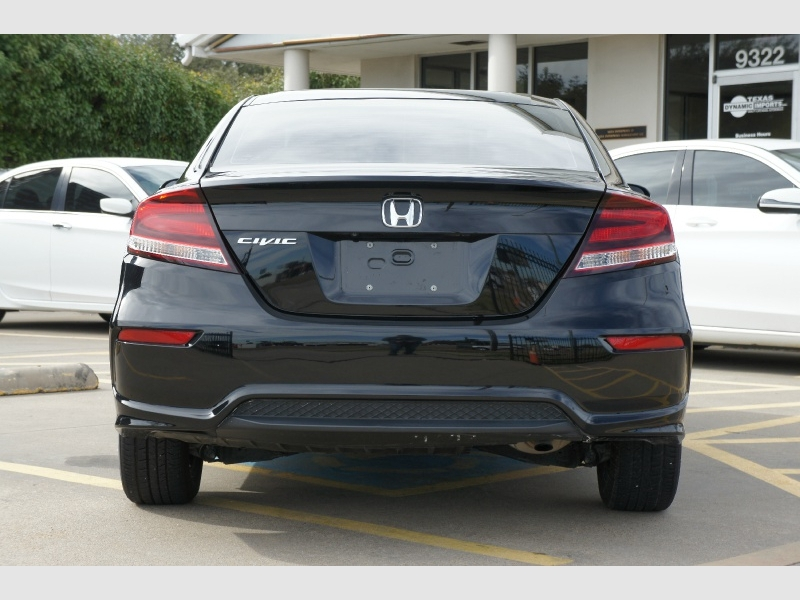 Honda Civic Coupe 2015 price $11,977