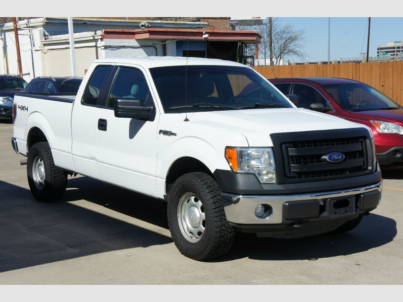 Ford F-150 2014 price $11,777