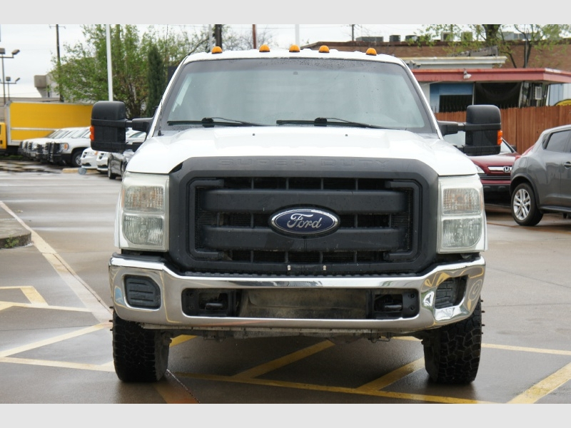 Ford Super Duty F-350 DRW 2011 price $10,777