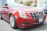 Cadillac CTS Coupe 2014