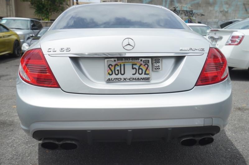 Mercedes-Benz CL-Class 2008 price $36,900
