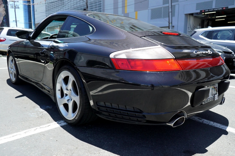 Porsche 911 2004 price $26,900