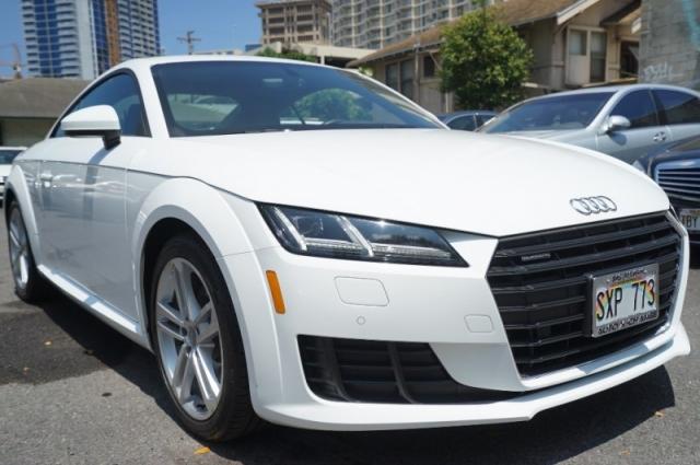 Audi TT Dr Cpe S Tronic Quattro T Inventory Best Auto - Audi hawaii
