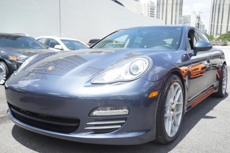 Porsche Panamera 2012 price $37,900