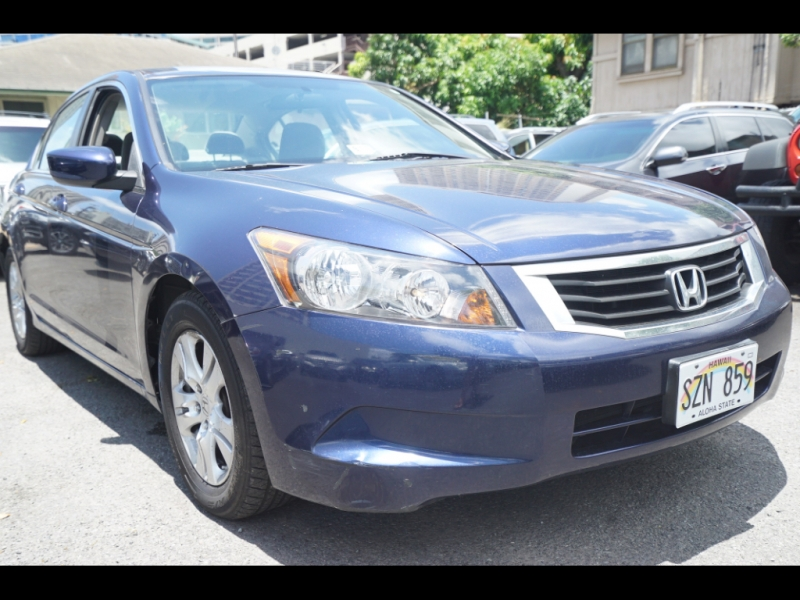 Honda Accord Sdn 2009 price $9,900