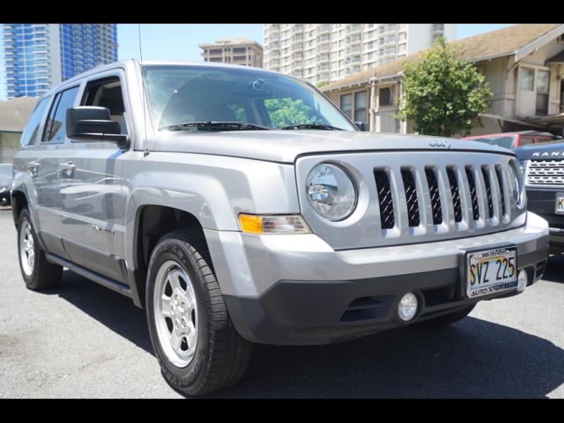 Jeep Patriot 2016 price $14,900