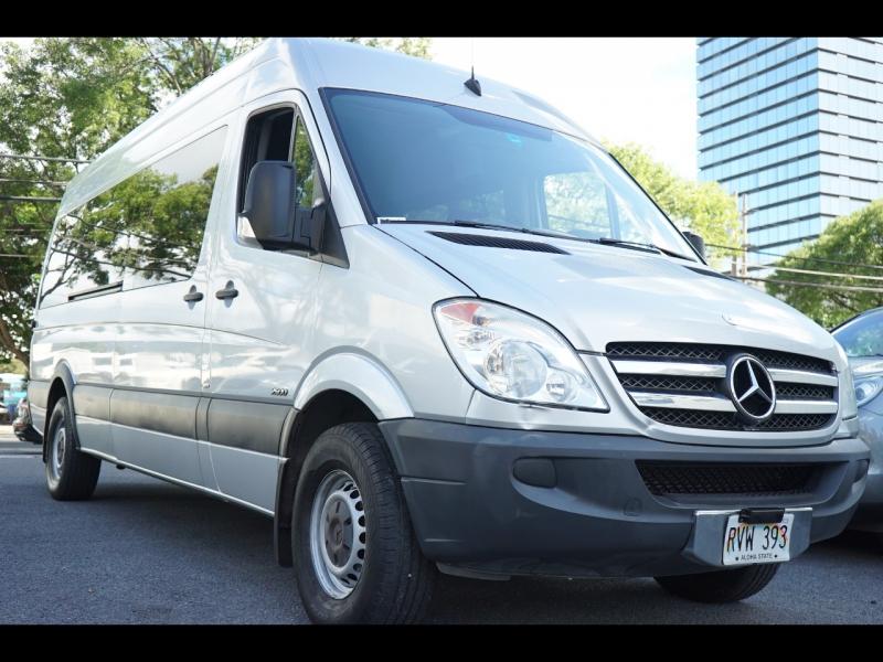 Mercedes-Benz Sprinter Passenger Vans 2012 price $25,900