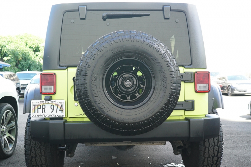 Jeep Wrangler Unlimited 2016 price $30,900