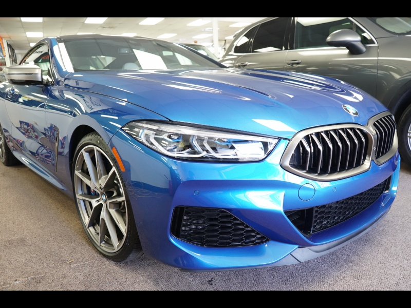 2019 Bmw 8 Series M850i Xdrive Coupe Best Auto Group Auto