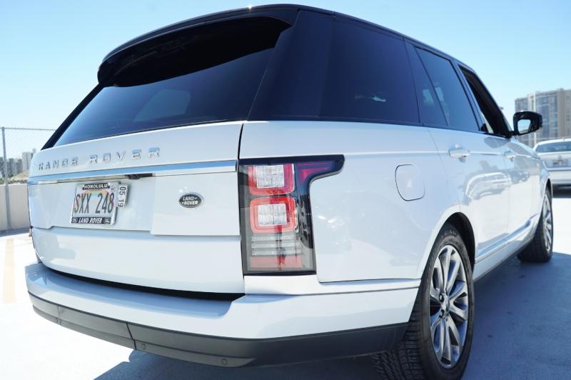Land Rover Range Rover 2016 price $65,900