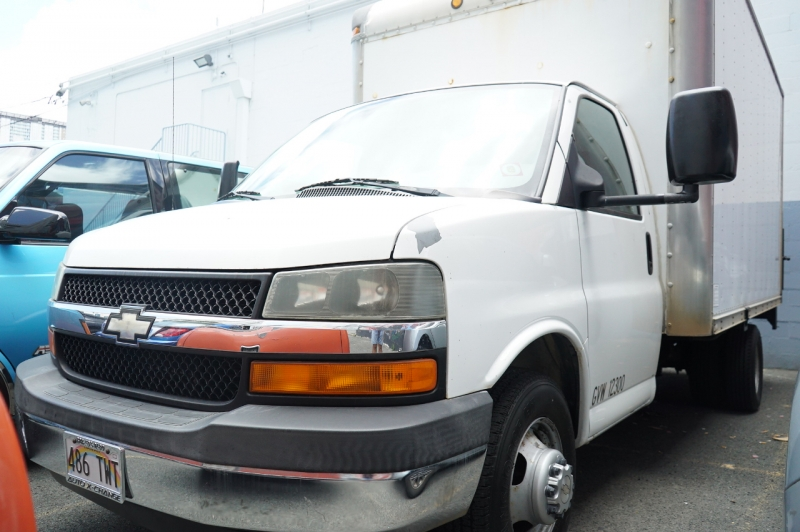 Chevrolet Express Commercial Cutaway 2007 price $11,900