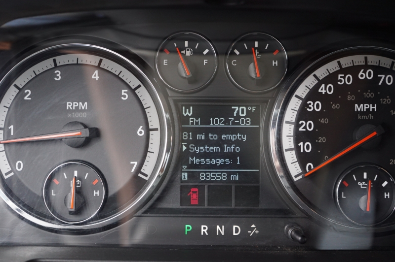 Dodge Ram 1500 2009 price $13,900