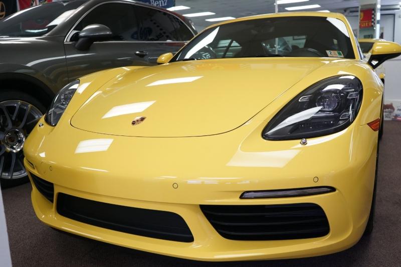 Porsche 718 Cayman 2018 price $62,900