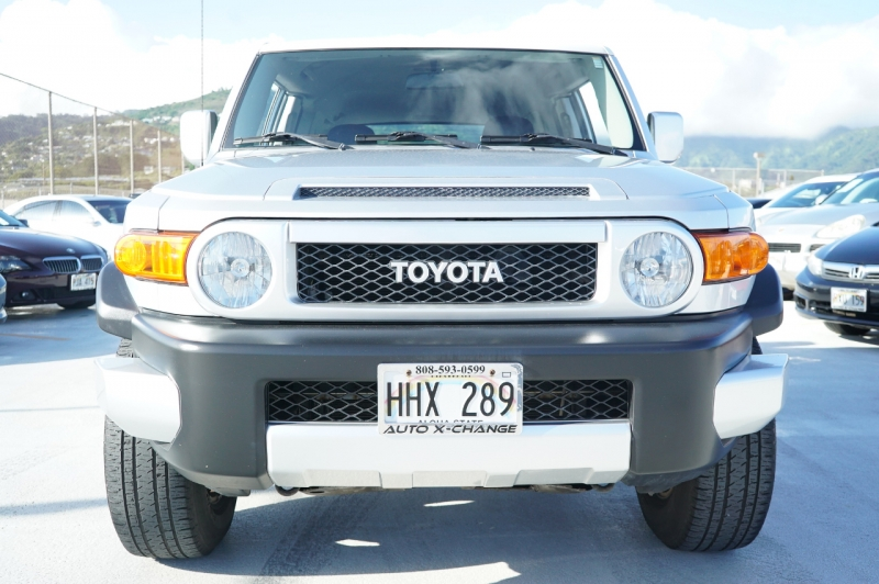 Toyota FJ Cruiser 2007 price $21,900