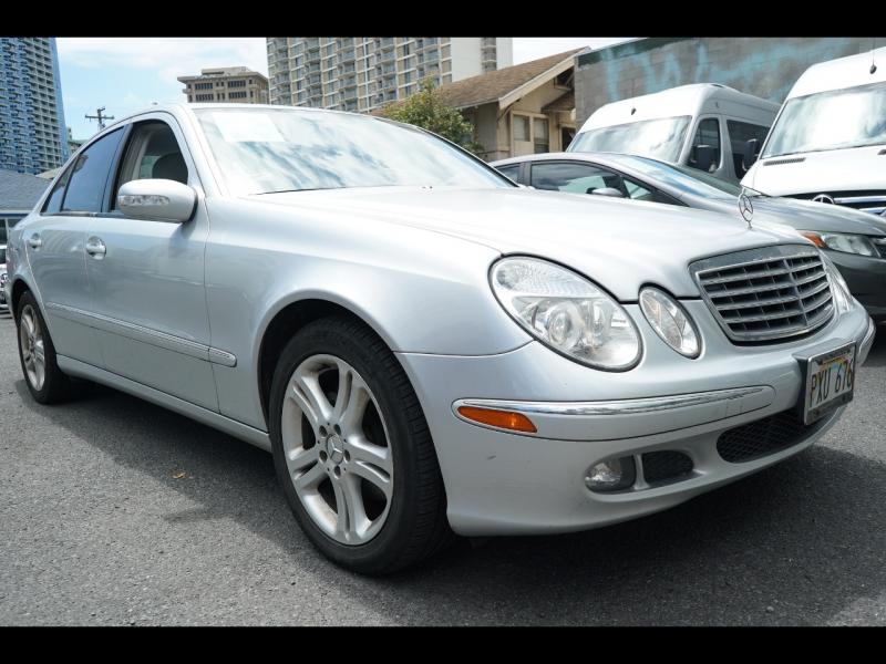Mercedes-Benz E-Class 2006 price $7,900