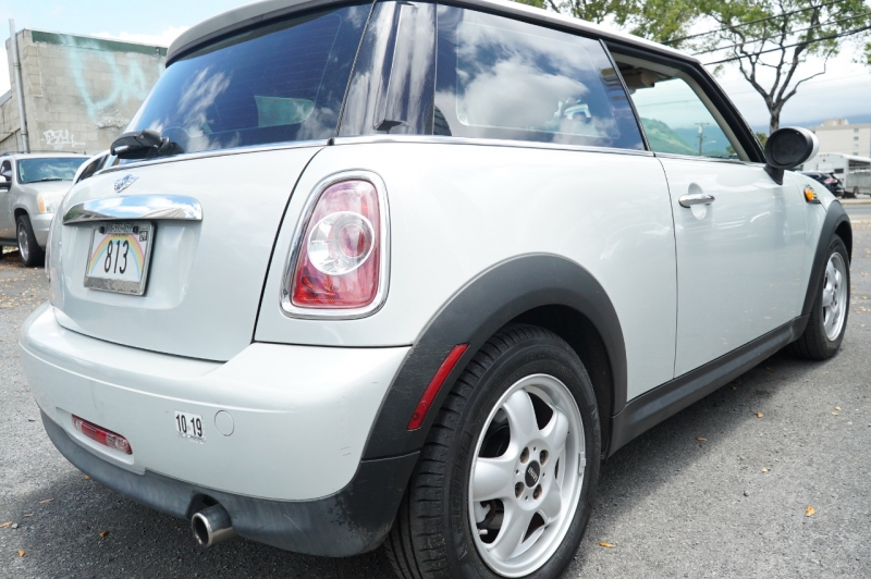 Mini Cooper Hardtop 2011 price $11,900
