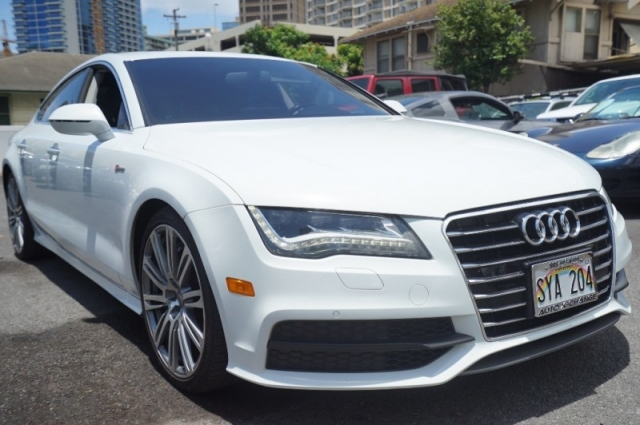 Audi A Dr HB Quattro Prestige Inventory Best Auto - Audi hawaii