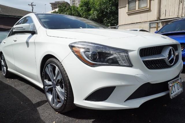 Mercedes-Benz CLA-Class 2014 price $27,900