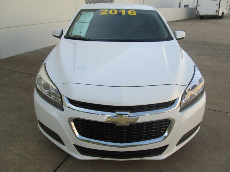 Chevrolet Malibu Limited 2016 price $12,595