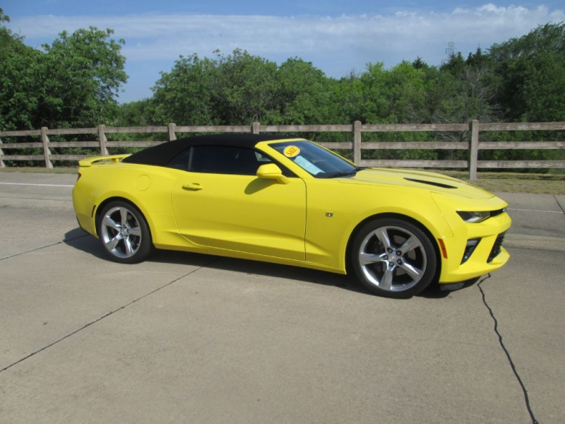 Chevrolet Camaro 2018 price $32,885